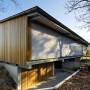 ecologische villa, giesen bouwen Doetinchem Achterhoek houtskelet dickholz hout constructie houtbouw ecologische architect architectuur modern strak design biobased duurzaam lichtpanelen gietvloer