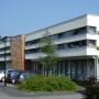 Appartementen Burg. de Bruijnstraat te Doetinchem Giesen Architectuur Achterhoek modern strak design houten shingles beton glas dak overstek
