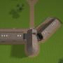 giesen bouwen landgoed de Biezen Zelhem Achterhoek houtskelet hout strobouw organisch bouwen constructie ecologische architect architectuur groen landelijk riet modern strak design rieten kap biobased duurzaam biologisch
