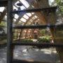 glasstube Gaanderen giesen doetinchem beeldenkas houtenkas kas van hout plantenkas van hout boeren erf inrichting landschappelijk inpassing duurzaam verantwoord biobased ecologisch biologisch glas hout staal spanten spantbeen