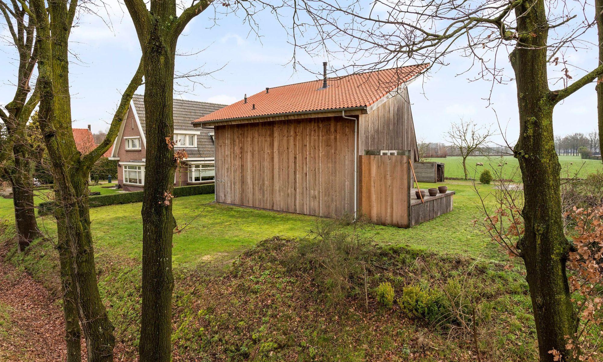 houten huis, achterhoek, giesen architectuur & partners, doetinchem, zelfbouw, modern, design, duurzaam, ecologisch, ecologische, biobased, organisch, passiefhuis, tiny house, tiny plus, woning, platteland, schuurwoning, schuur