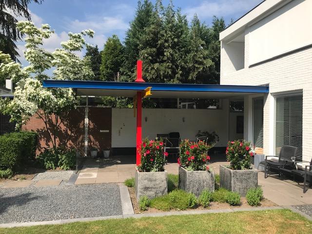 moderne veranda Doetinchem Giesen Architectuur Achterhoek