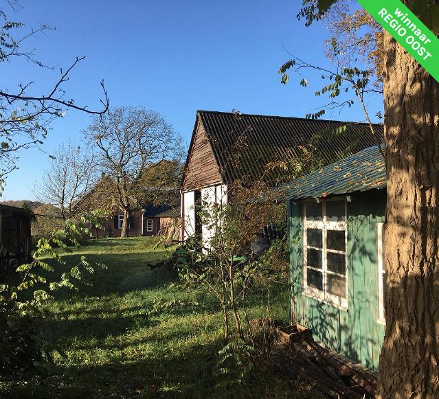 natuurboerderij wittenhorst winnaar prijsvraag broodenspelen giesen architectuur